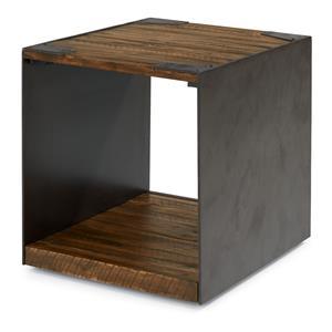 Flexsteel Flat Iron End Table
