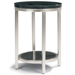 Flexsteel Galaxy Chair Side Table