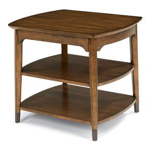 Flexsteel Gemini End Table