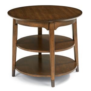 Flexsteel Gemini Lamp Table