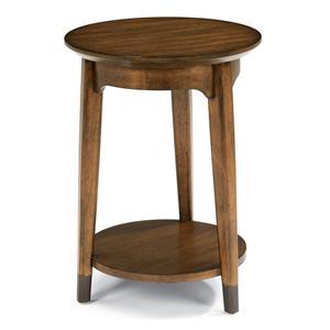 Flexsteel Gemini Chair Side Table