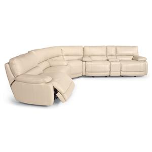 Flexsteel Latitudes - Hermosa Reclining Sectional
