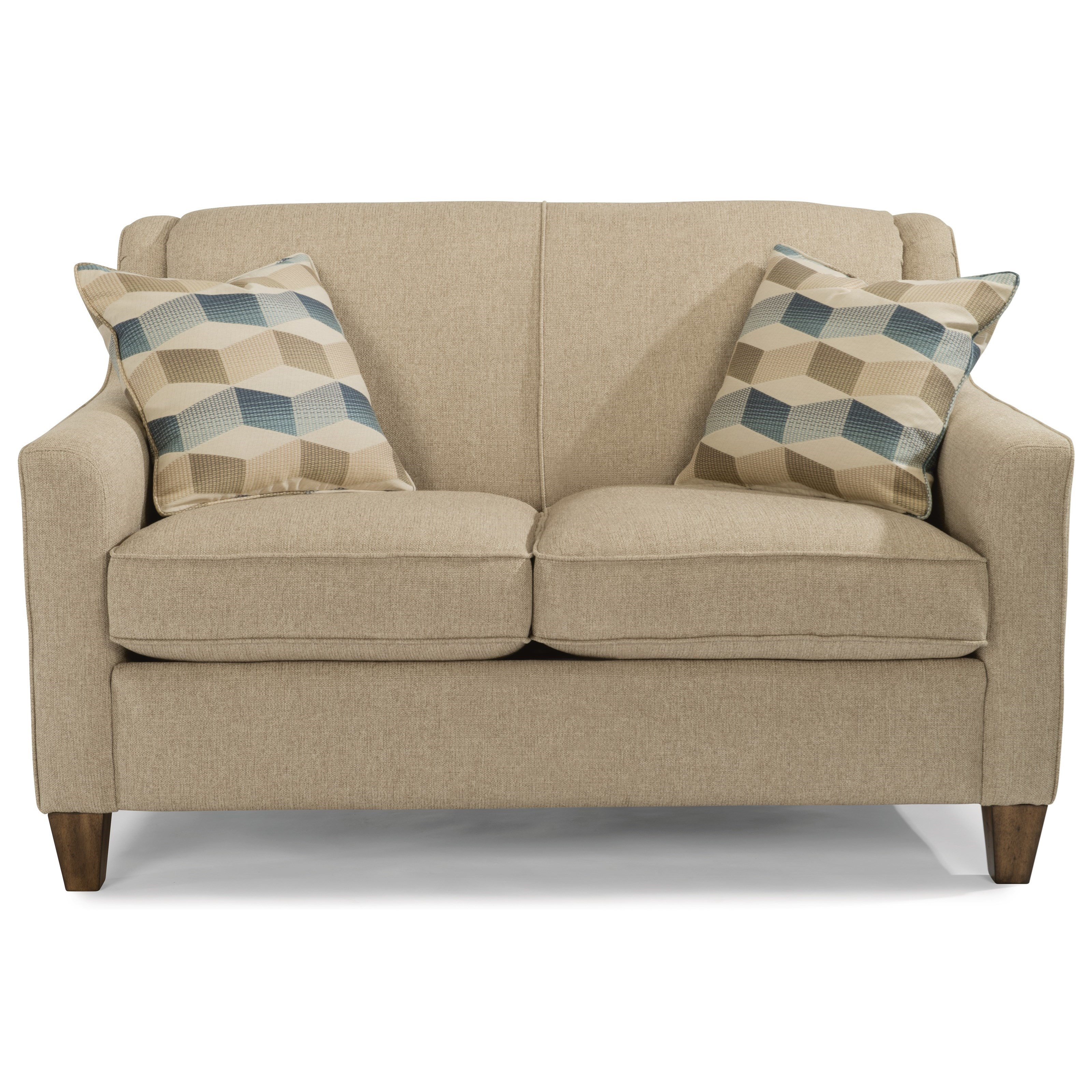 Holly Loveseat  by Flexsteel at Virginia Furniture Market