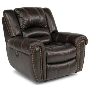 Flexsteel Latitudes - Hometown Glider Recliner