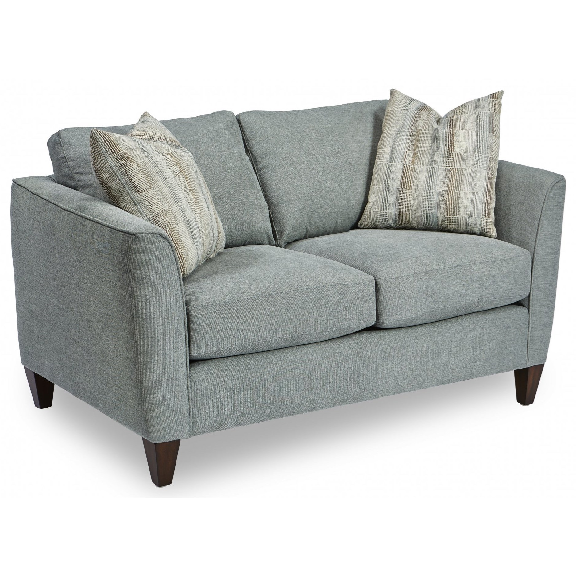 Latitudes - James Loveseat  by Flexsteel at Furniture and ApplianceMart