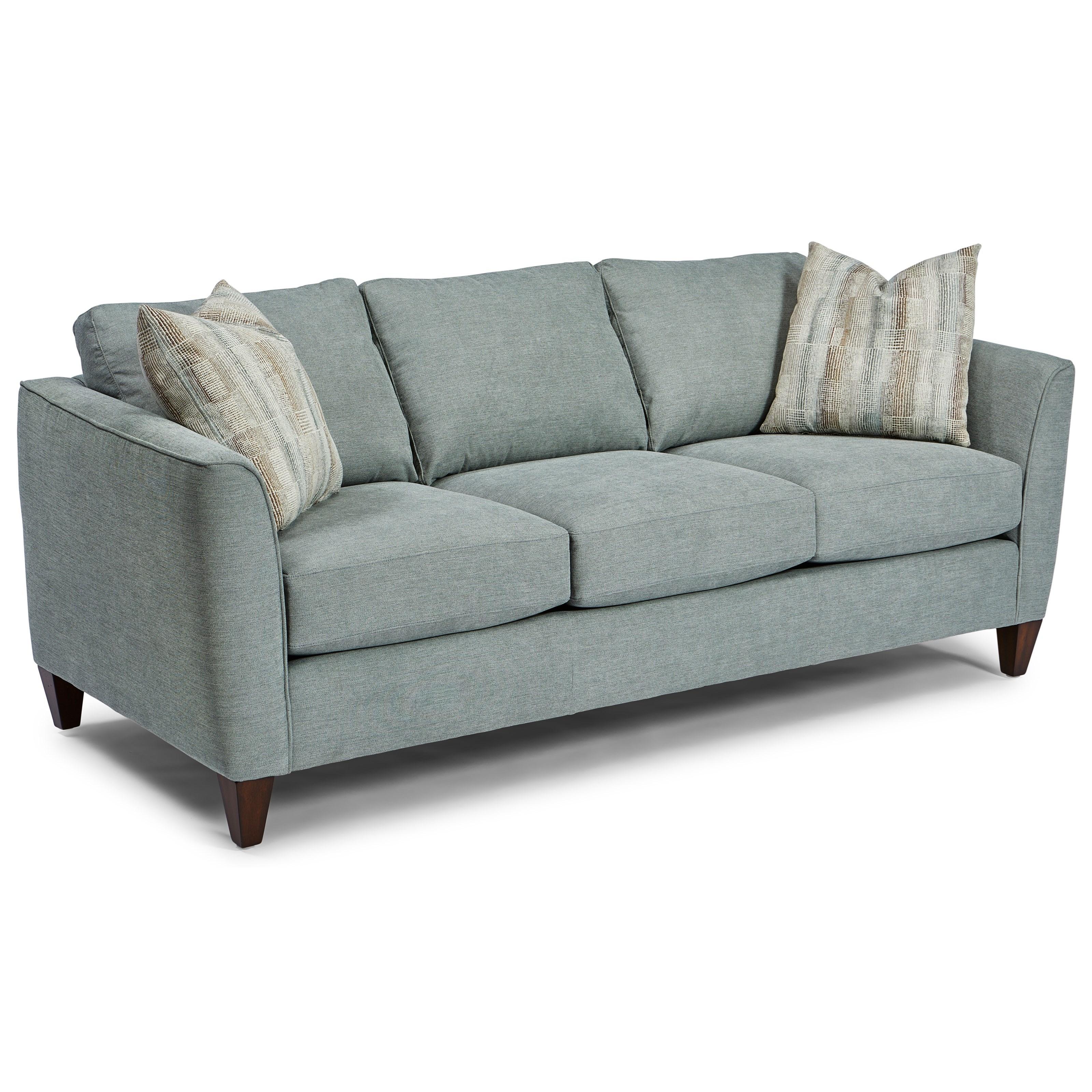 Latitudes - James Sofa  by Flexsteel at Walker's Furniture