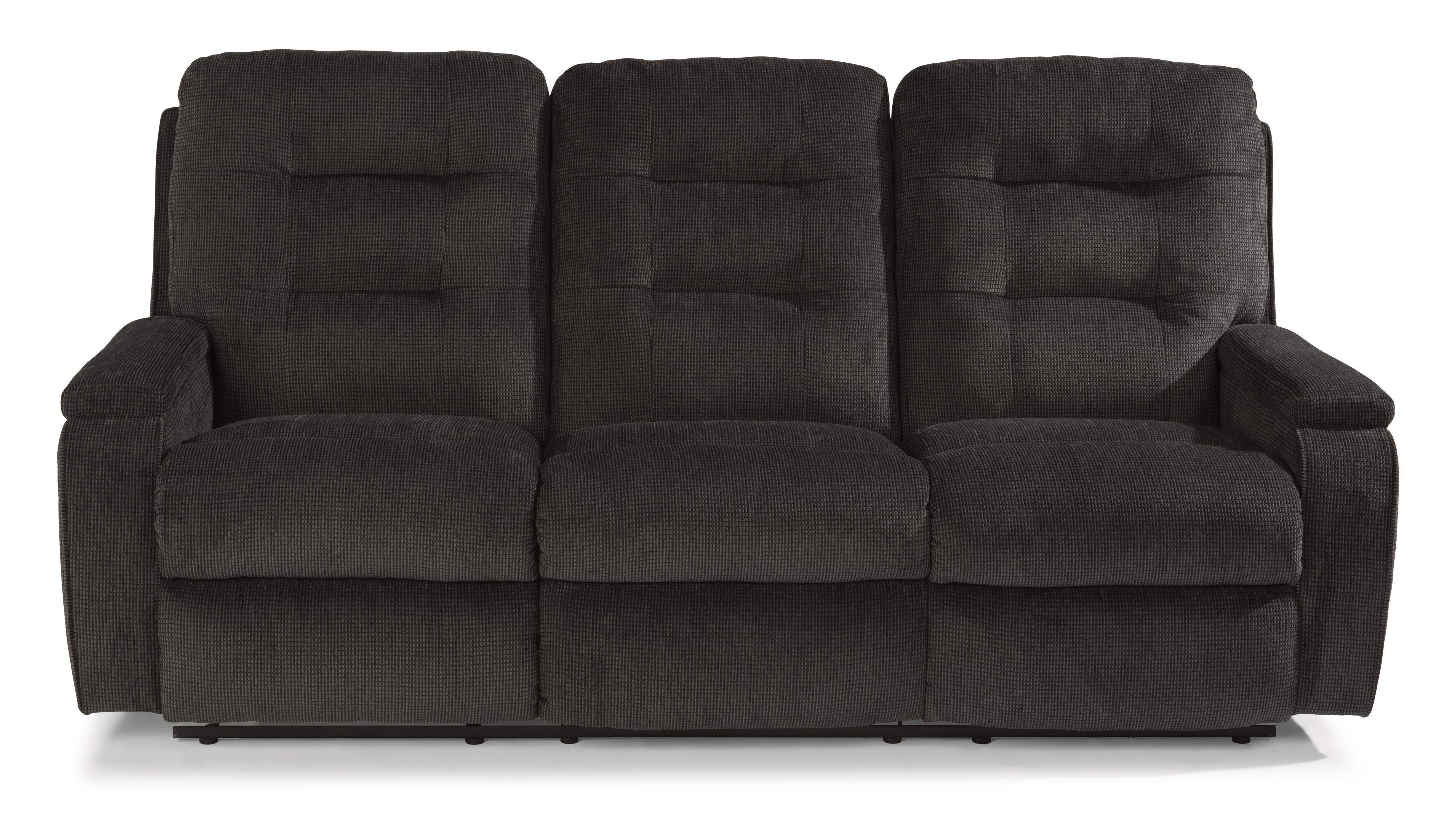 Kerrie Power Reclining Sofa by Flexsteel at Mueller Furniture