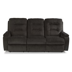 Flexsteel Kerrie Power Reclining Sofa