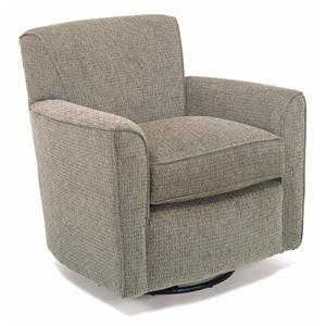 Flexsteel Lakewood Rocking Swivel Glider