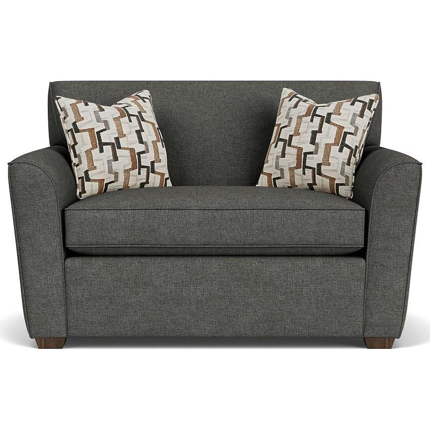 Lakewood Twin Sleeper by Flexsteel at Steger's Furniture