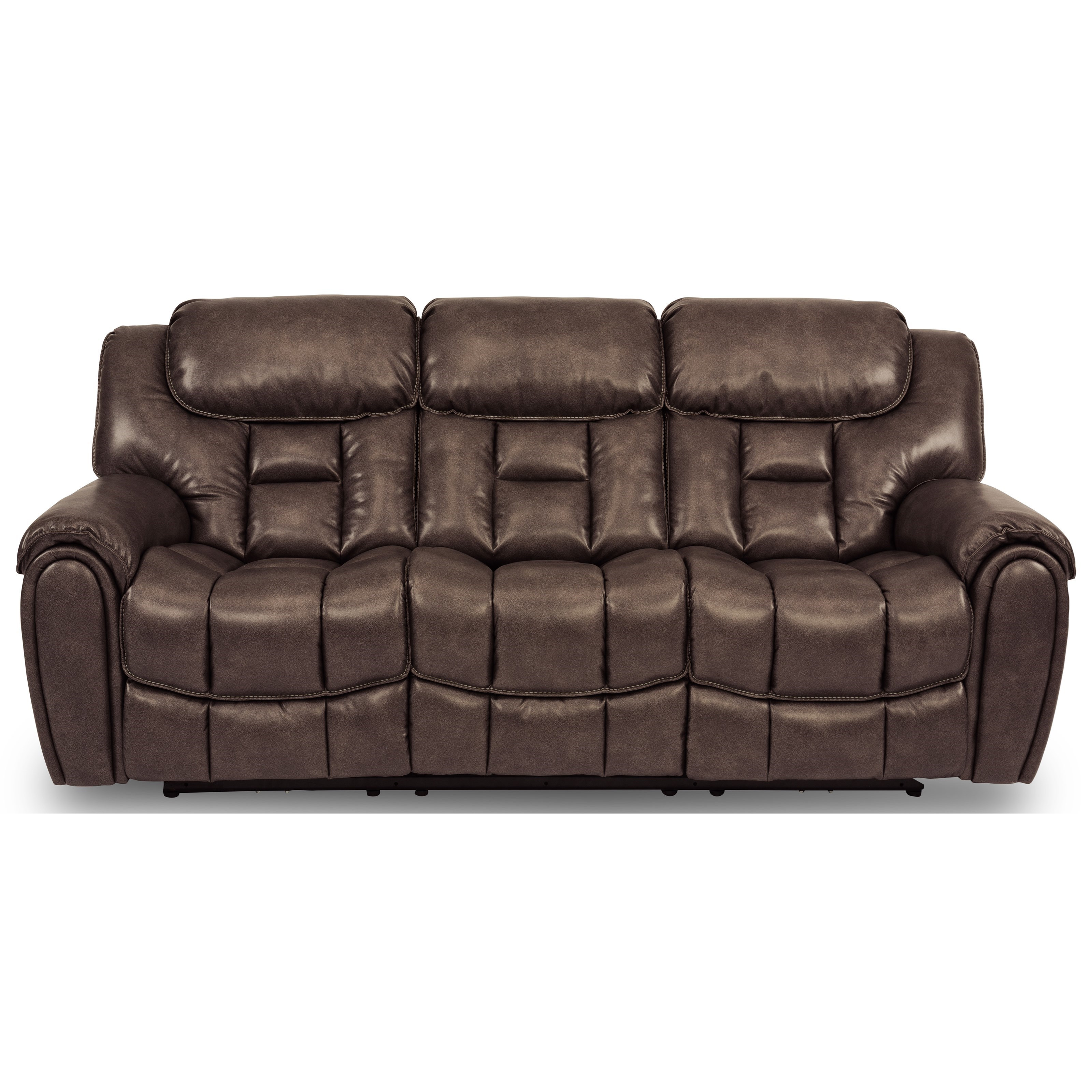 Latitudes - Buster Power Reclining Sofa by Flexsteel at Walker's Furniture