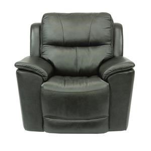 Power Lay-Flat Recliner with Power Headrest and Lumbar