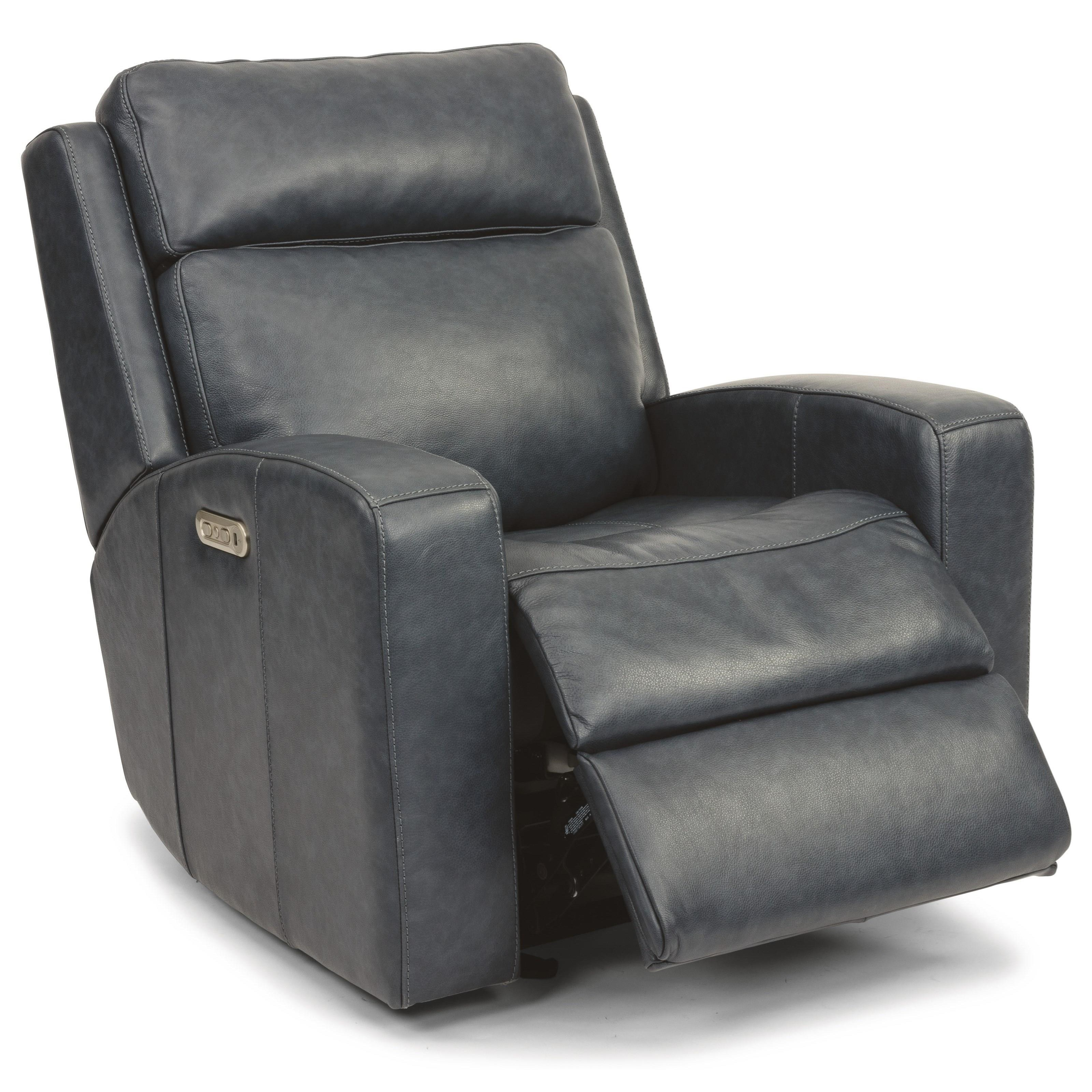 Latitudes - Cody Power Gliding Recliner by Flexsteel at Zak's Home
