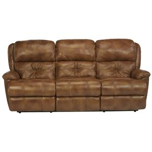Flexsteel Latitudes - Cruise Control Power Reclining Sofa