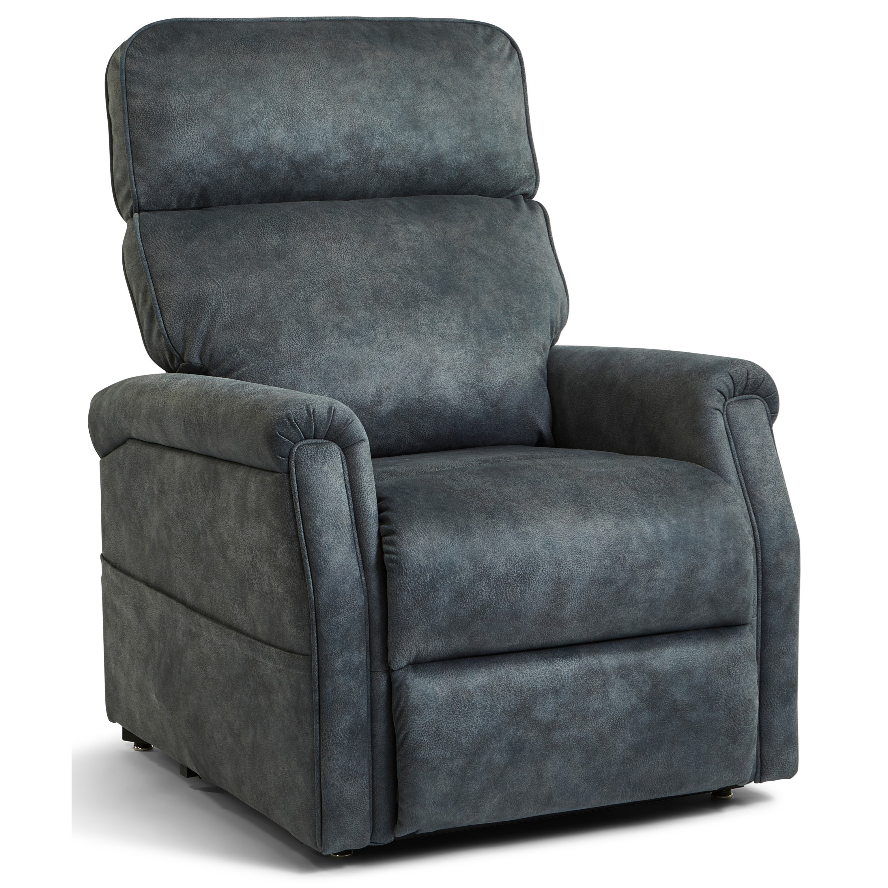 Latitudes - Dawn Power Lift Recliner by Flexsteel at Walker's Furniture