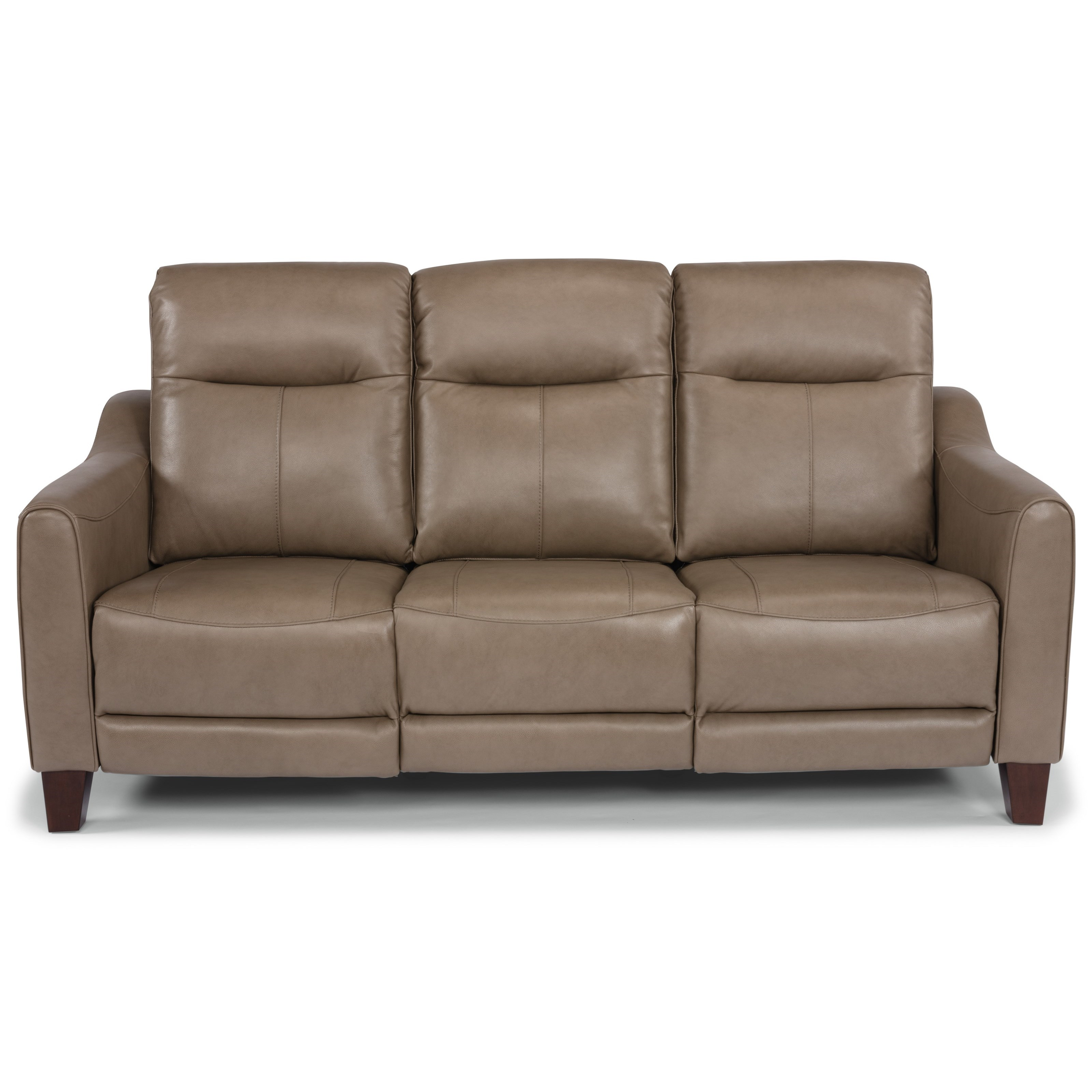 Latitudes - Forte Power Reclining Sofa by Flexsteel at Williams & Kay