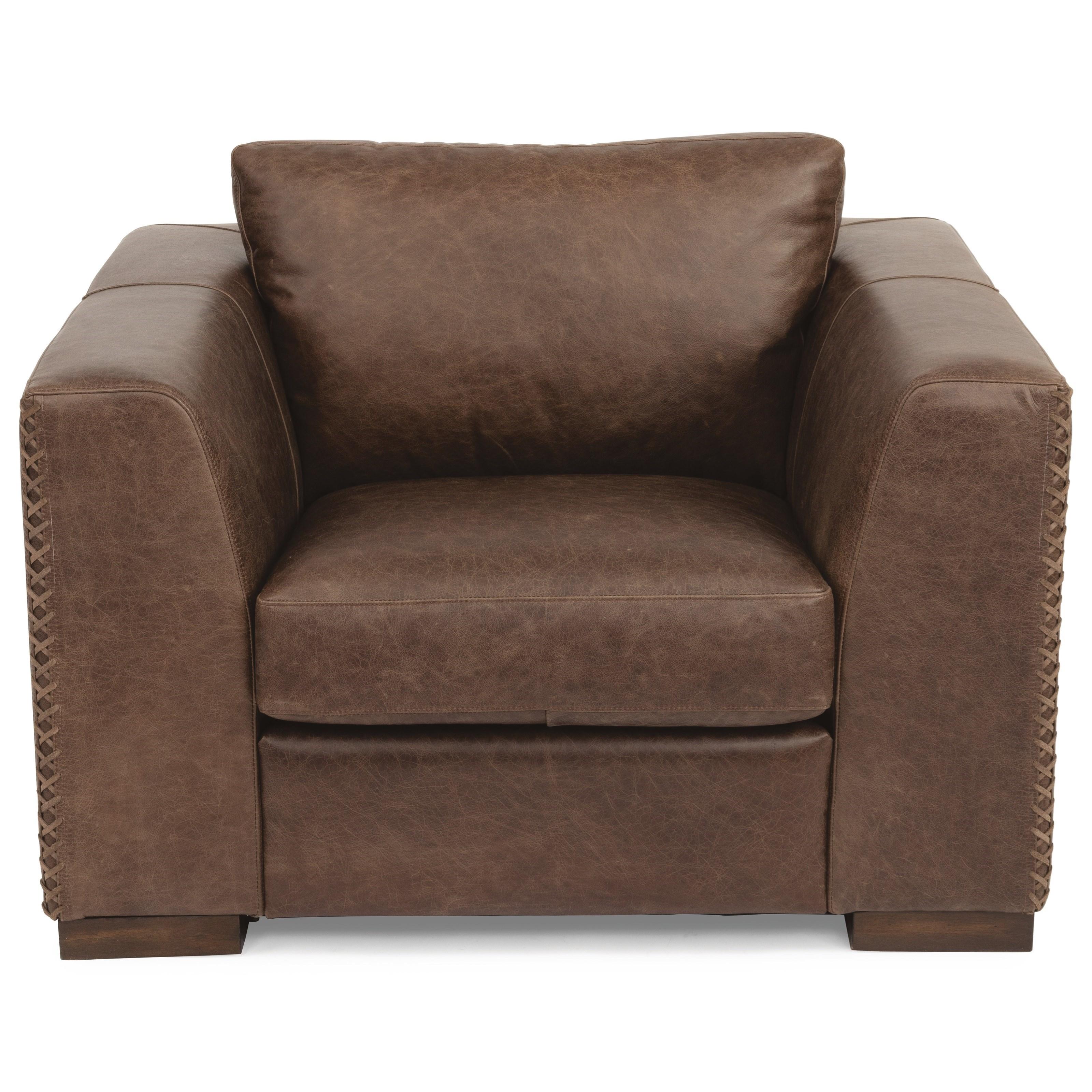 Latitudes - Hawkins Upholstered Chair  by Flexsteel at Walker's Furniture