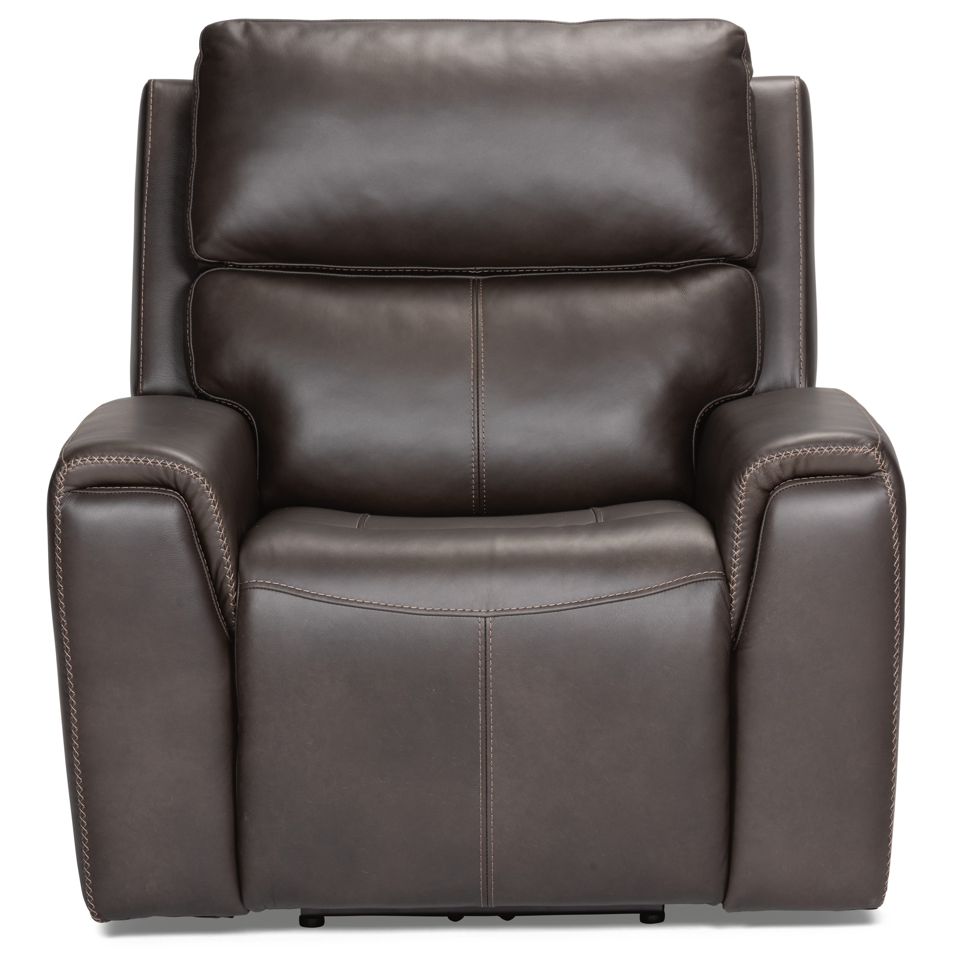 Latitudes - Jarvis Power Recliner by Flexsteel at Walker's Furniture