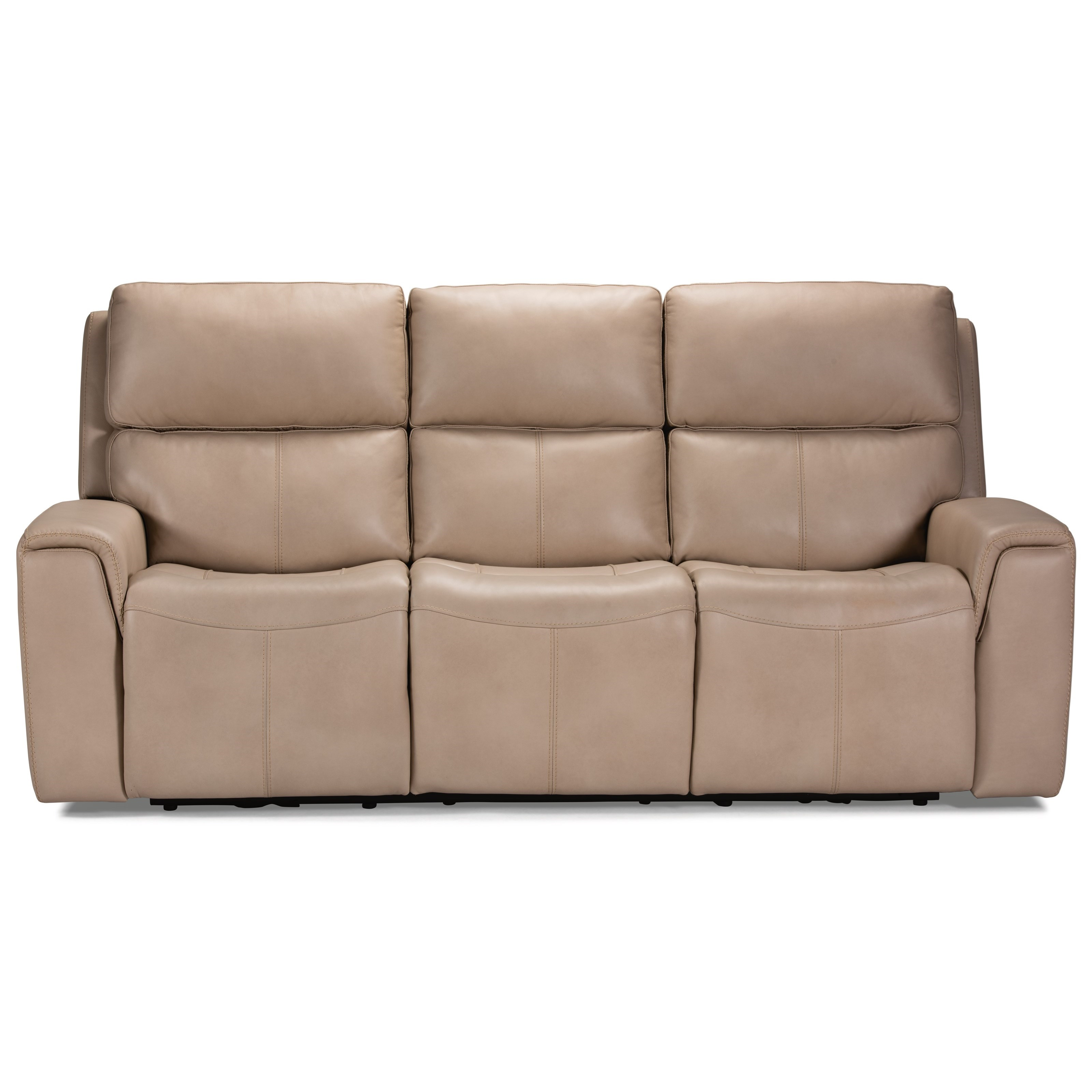 Latitudes - Jarvis Power Reclining Sofa by Flexsteel at Westrich Furniture & Appliances