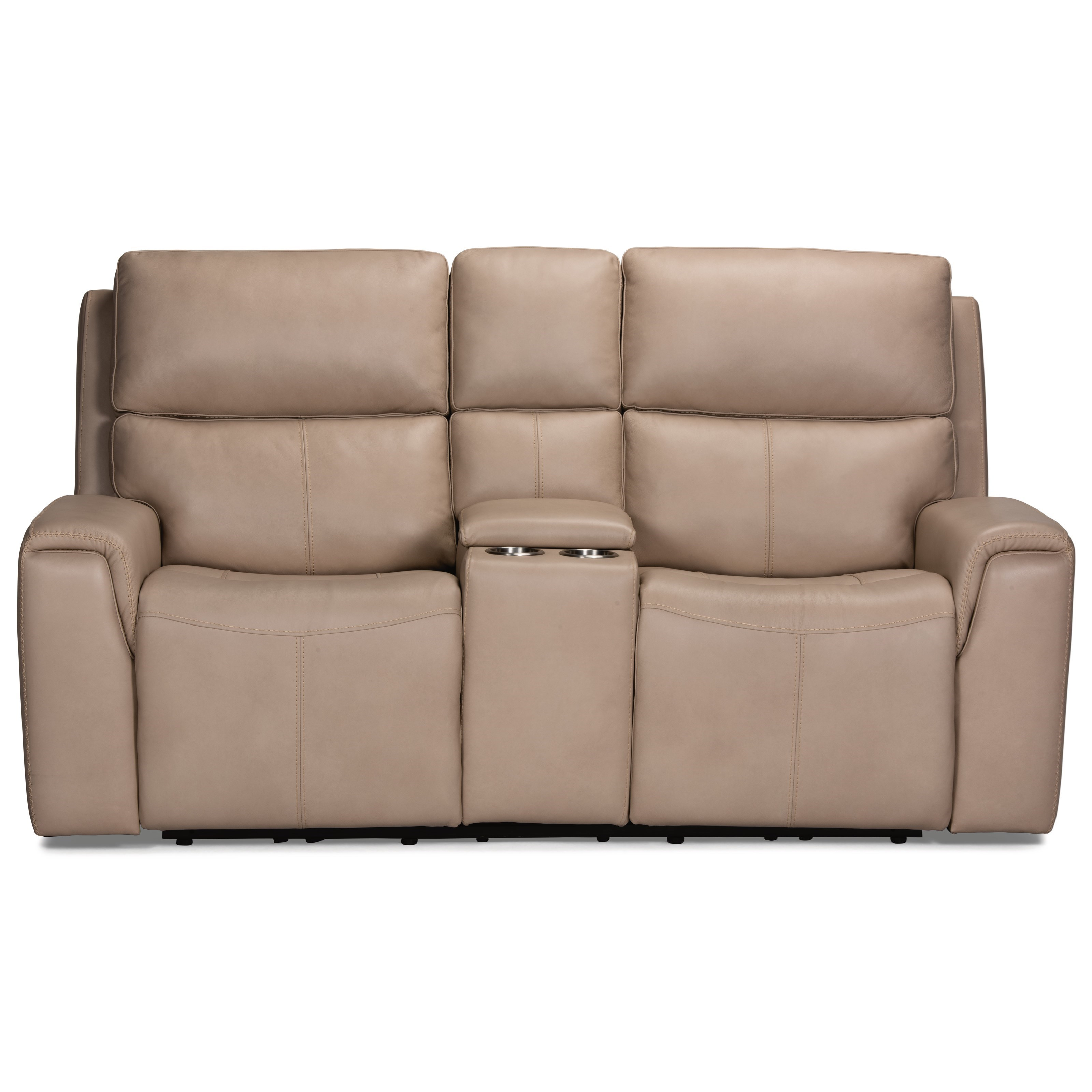 Latitudes - Jarvis Power Reclining Loveseat by Flexsteel at Darvin Furniture