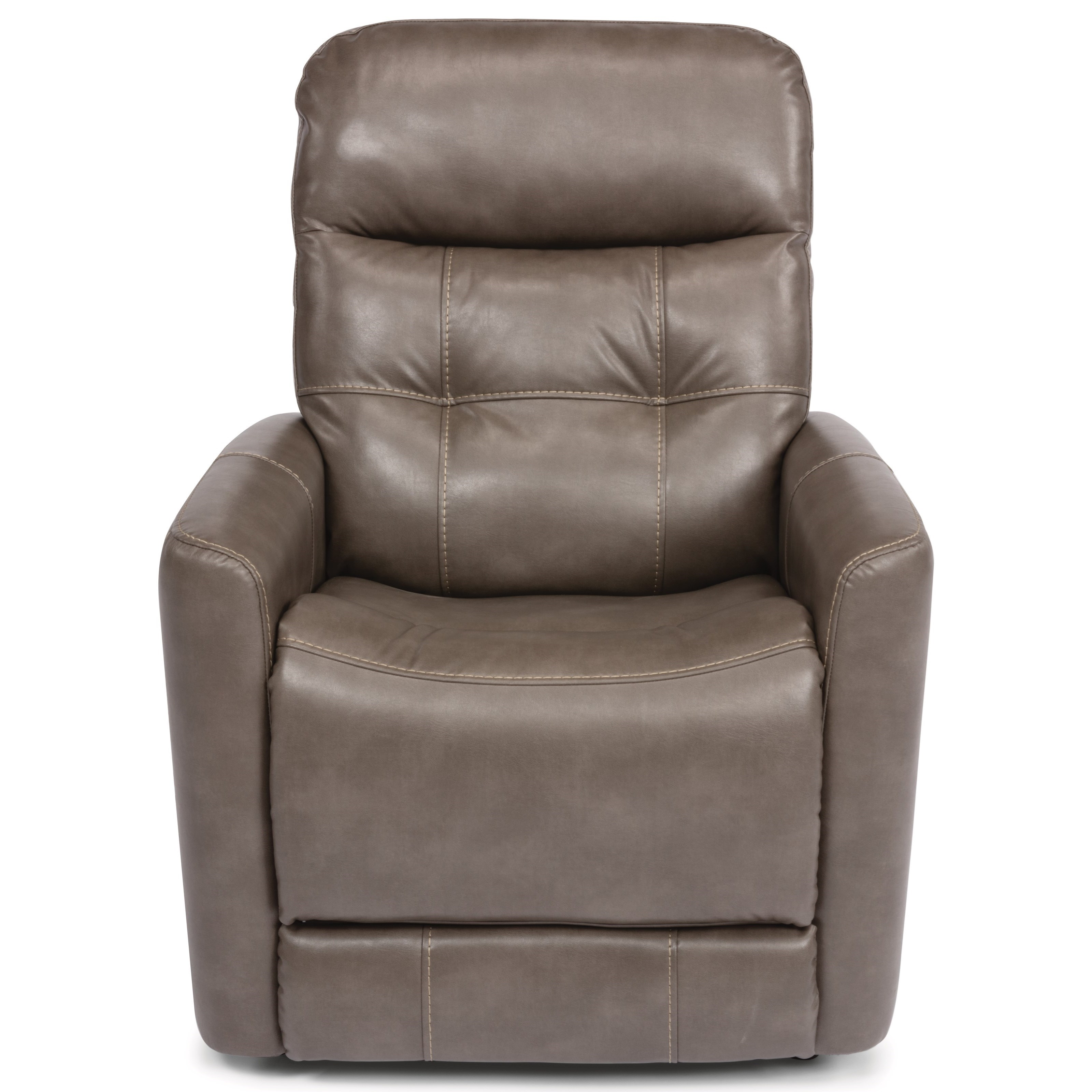 Latitudes - Kenner Power Lift Recliner with Power Headrest by Flexsteel at Miller Waldrop Furniture and Decor