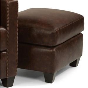 Modern Rustic Chair Ottoman