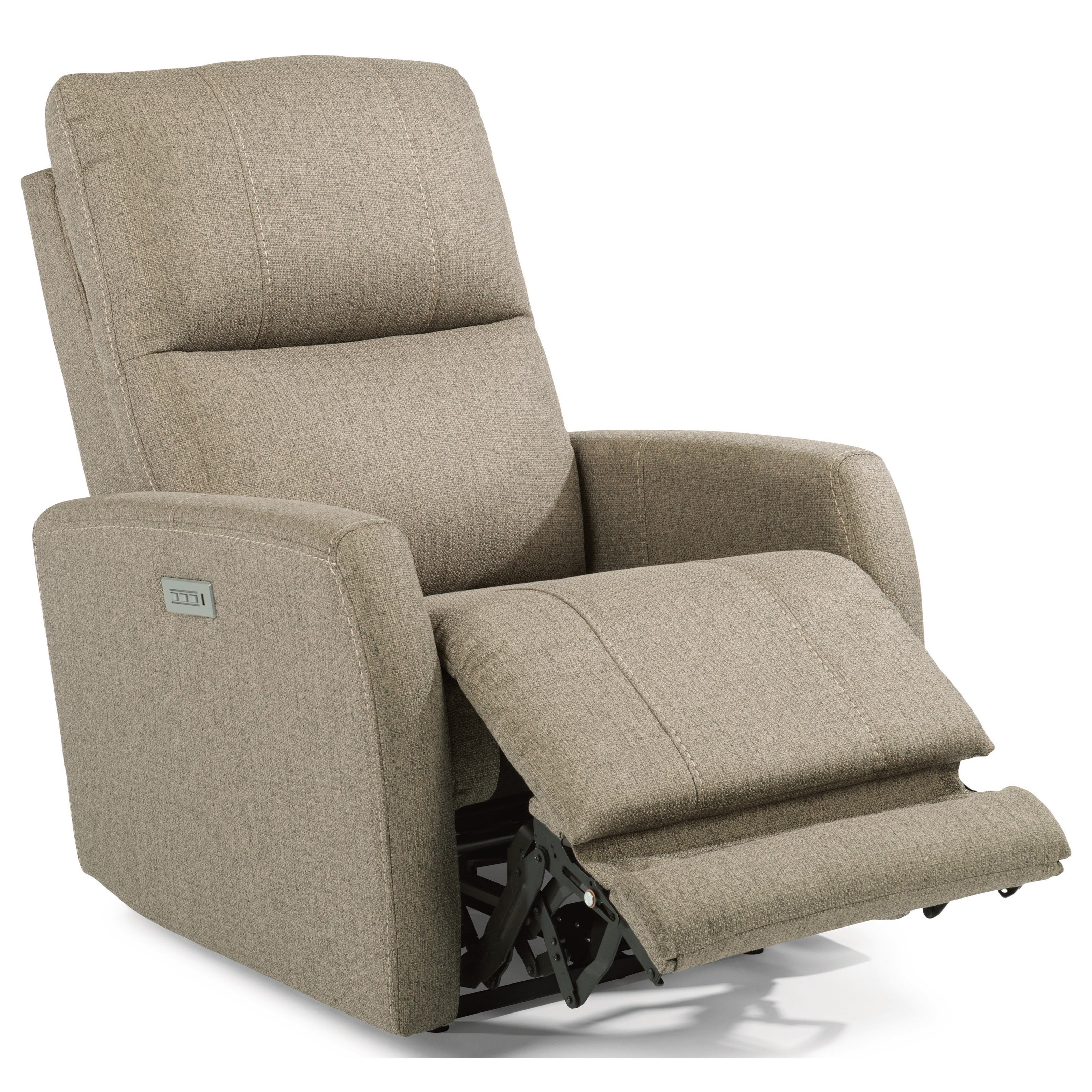 Latitudes - Sadie Power Recliner by Flexsteel at Walker's Furniture