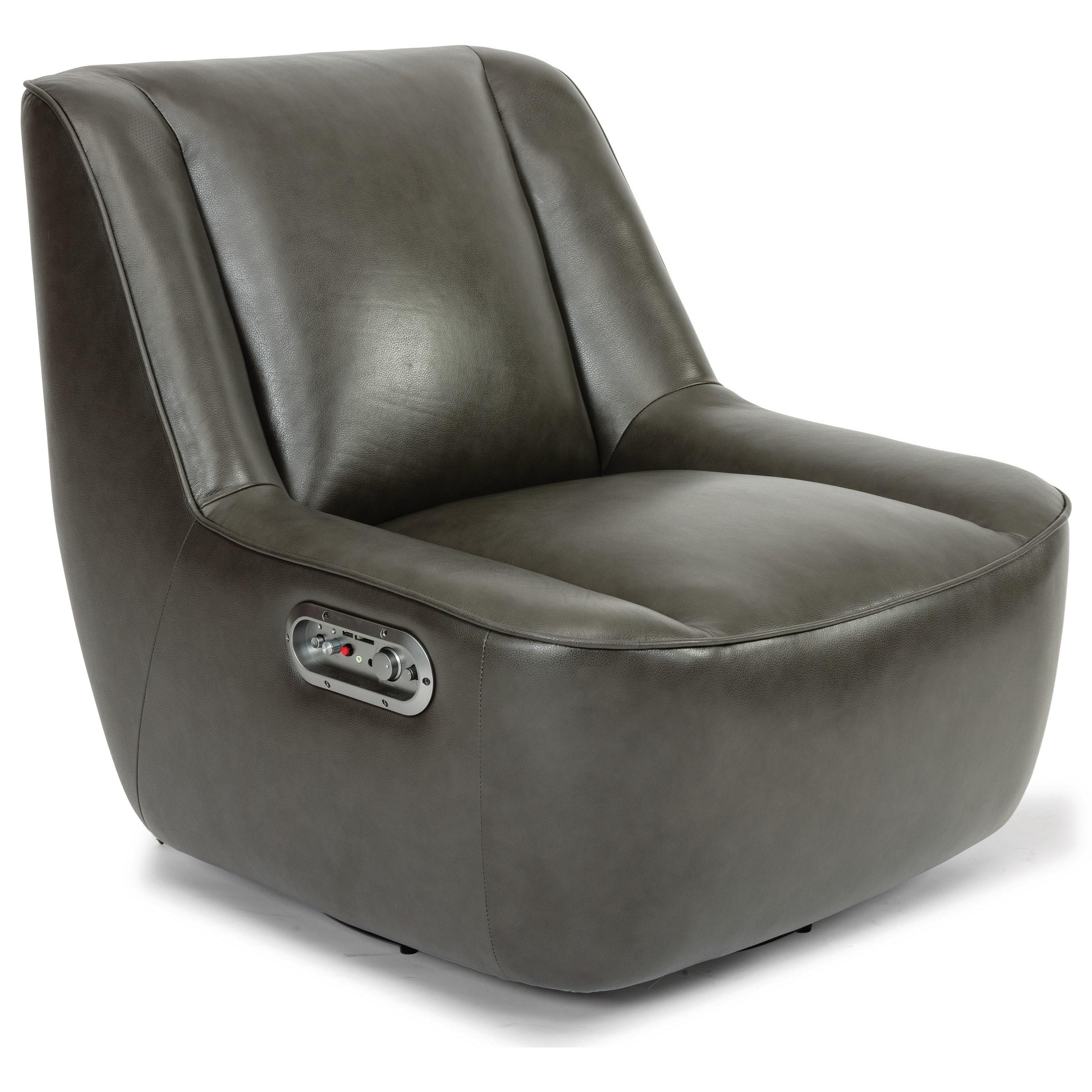 Latitudes - Status Gaming Chair  by Flexsteel at Walker's Furniture