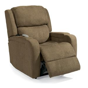 Melody Infinite-Position Lift Recliner with Visco Gel Cushion and Lay-Flat