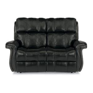 Flexsteel Latitudes - Challenger Power Reclining Loveseat