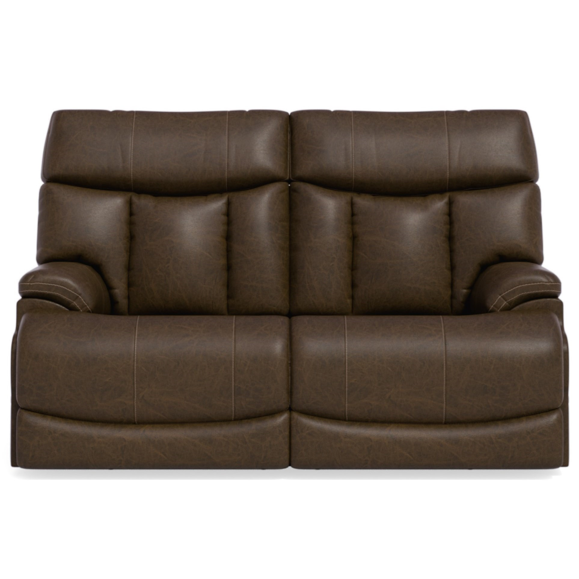 Latitudes-Clive Reclining Loveseat by Flexsteel at Zak's Home