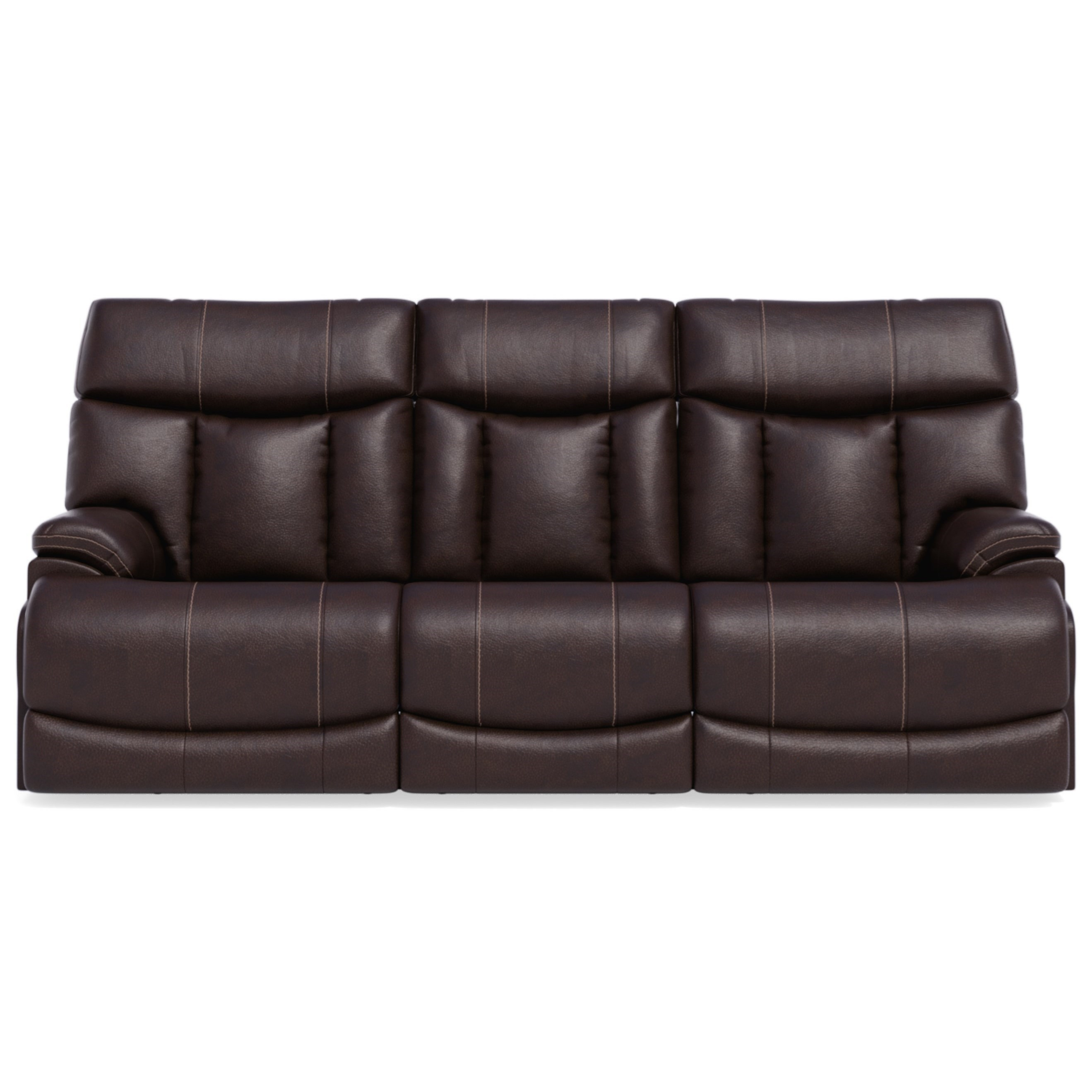 Latitudes-Clive Reclining Sofa by Flexsteel at Walker's Furniture