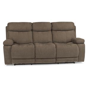 Flexsteel Latitudes-Danika Power Reclining Sofa