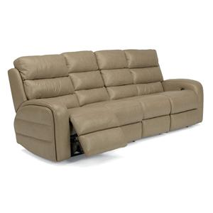 Flexsteel Latitudes-Elliot Dual Reclining Sofa