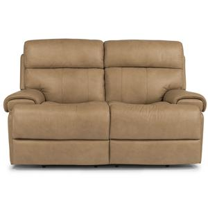 Flexsteel Latitudes-Margot Power Reclining Loveseat