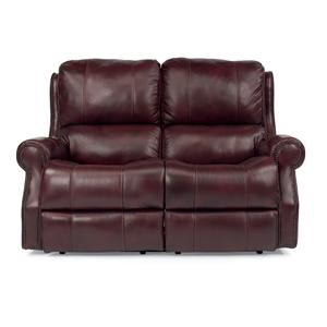 Flexsteel Latitudes-Miles Power Reclining Loveseat