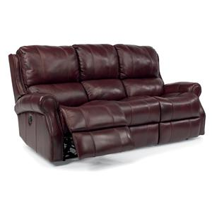 Flexsteel Latitudes-Miles Power Reclining Sofa