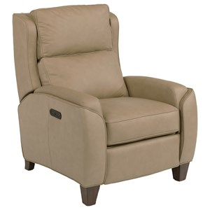 Power High Leg Recliner with Power Tilt Headrest