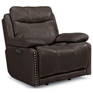 Flexsteel Latitudes-Russell Power Gliding Recliner