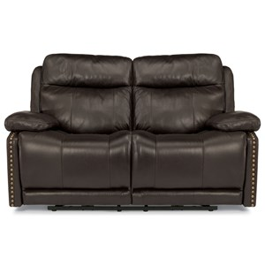 Flexsteel Latitudes-Russell Power Reclining Love Seat