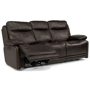 Flexsteel Latitudes-Russell Power Reclining Sofa