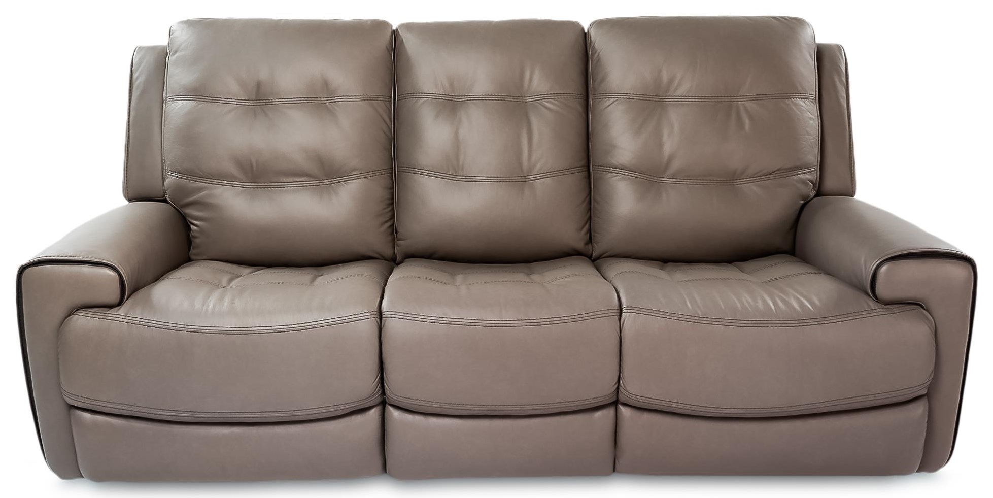 Lowick Power Reclining Sofa with Power Headrest by Flexsteel at Rotmans