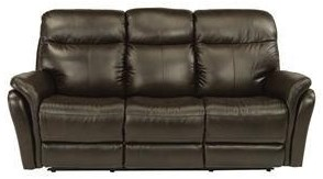 Latitudes-Zoey Power Reclining Sofa with Power Headrest by Flexsteel at Walker's Furniture