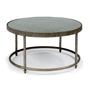 Flexsteel Legacy Round Cocktail Table