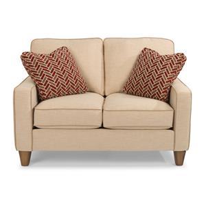 Flexsteel MacLeran Love Seat