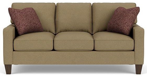 Ruby Stationary Sofa by Flexsteel at Rotmans
