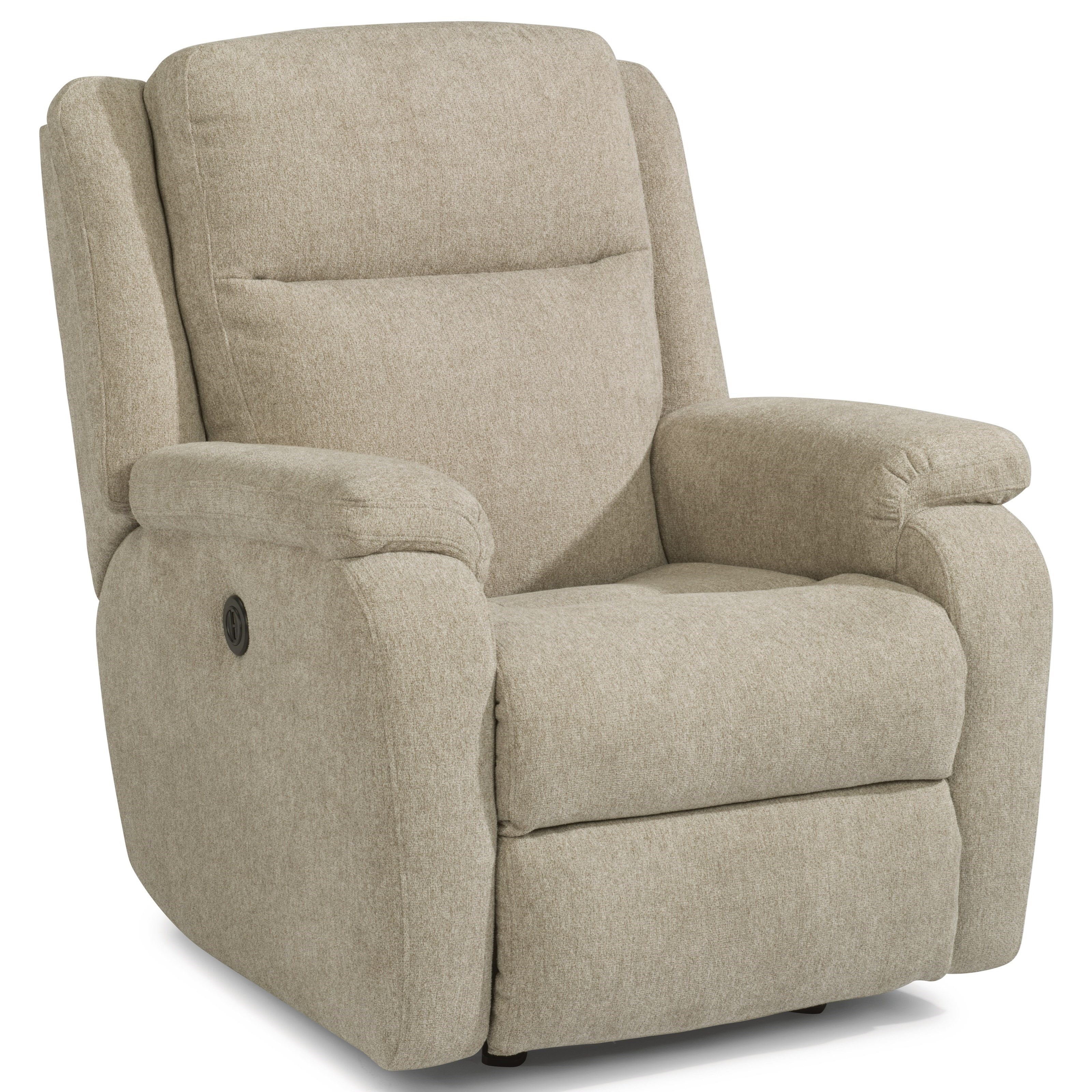 Magnus Power Rocking Recliner by Flexsteel at Rooms and Rest