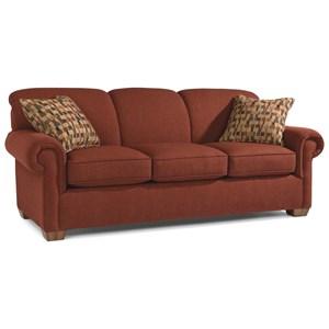Rolled Arm Queen Sofa Sleeper