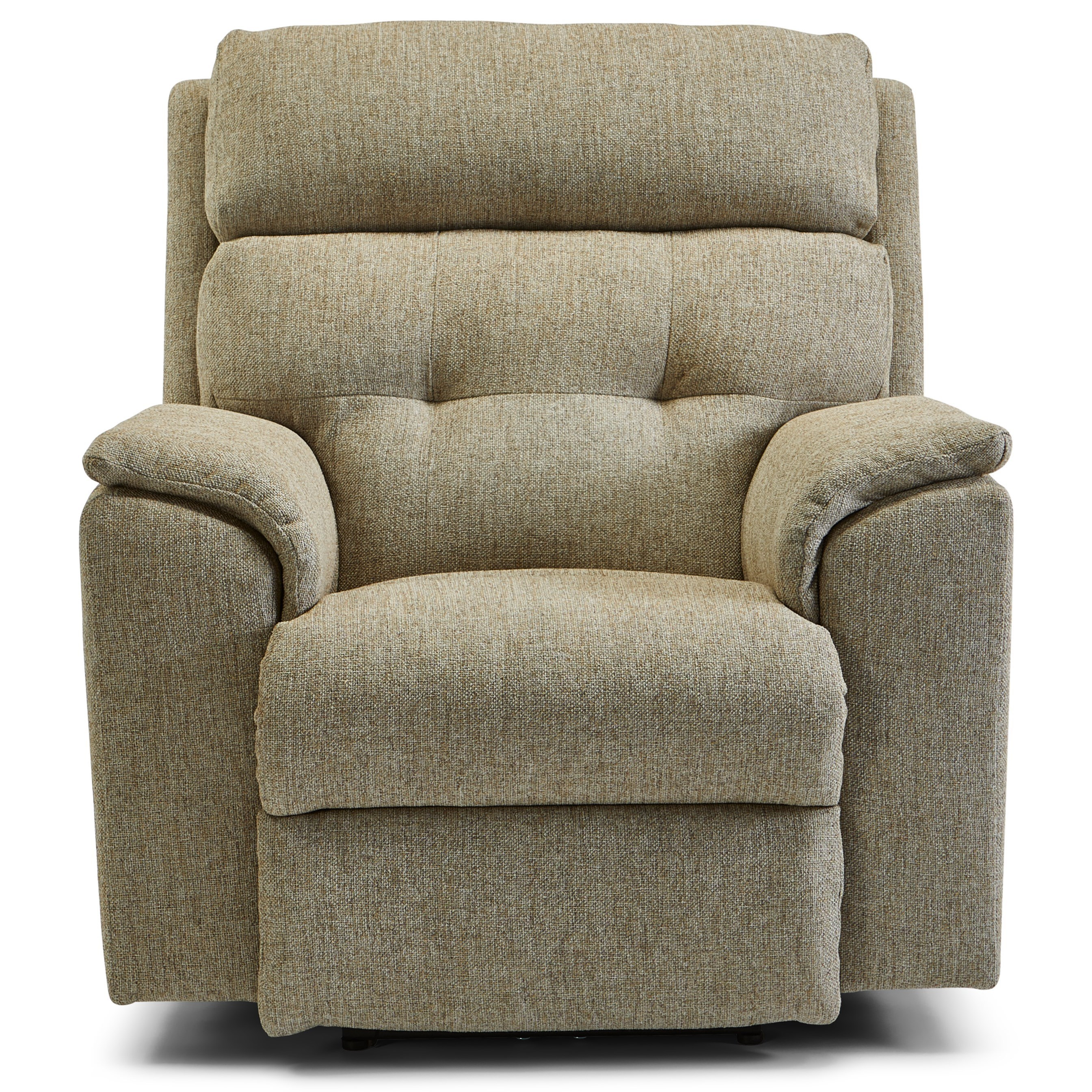Mason Power Recliner w/ Pwr Headrest by Flexsteel at Jordan's Home Furnishings