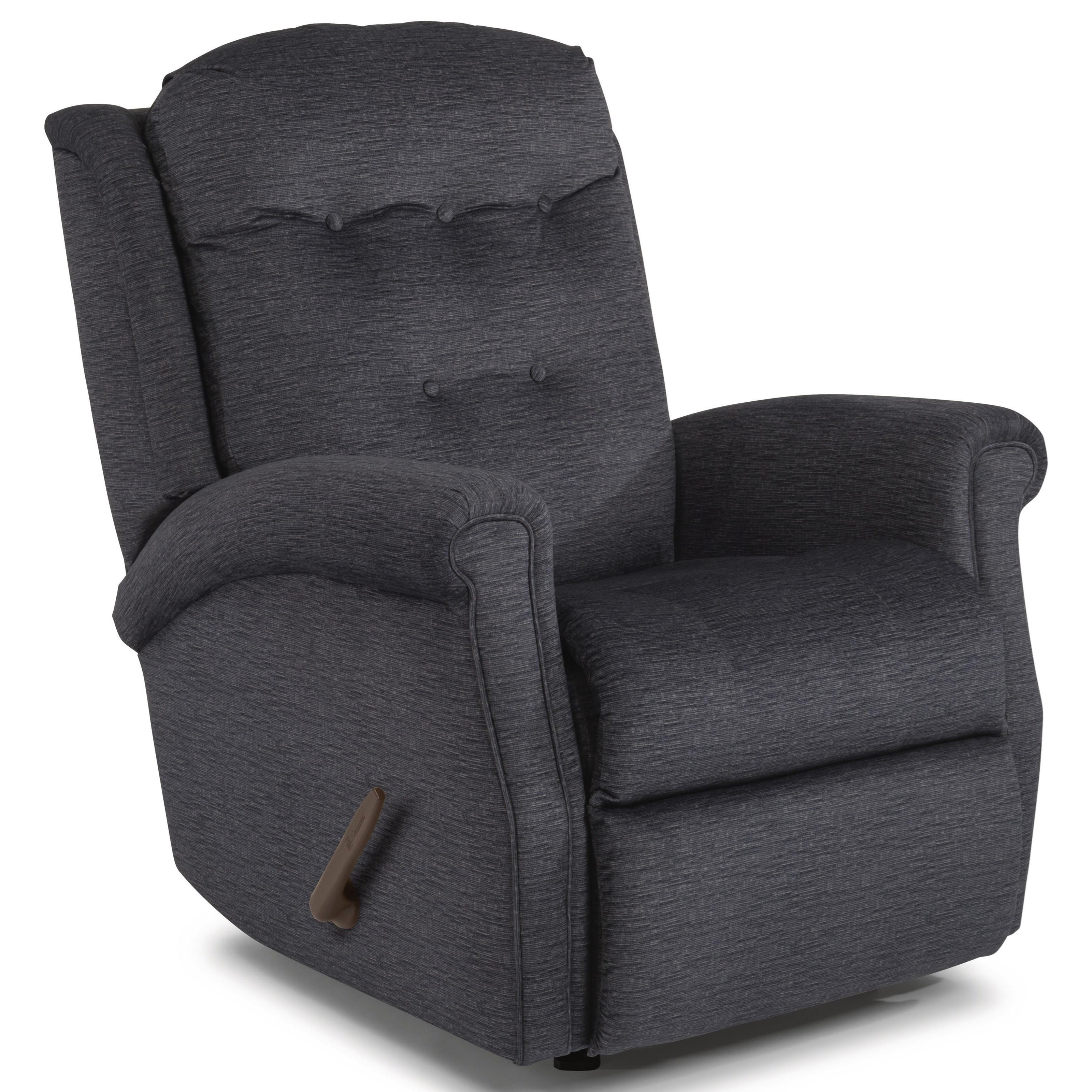 Minnie Rocking Recliner  by Flexsteel at Furniture and ApplianceMart